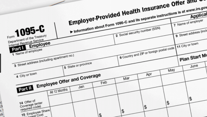Irs Form 1095 Deadline For Employers Is Looming
