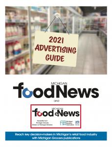 Michigan Food News/eNews Advertising Guide