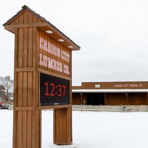 Carson City Lumber set sights on century mark