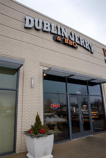 Dublin Jerky & BBQ Storefront in Grandville, MI